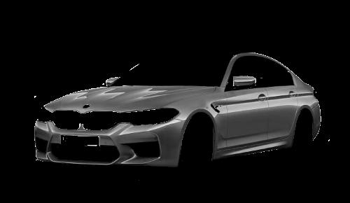 Цвета кузова M5 Sedan (F90)